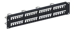 Patch Panel 48 port Cat5e Commscope 760237041, 9-1375191-2
