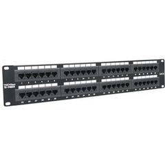 Patch Panel AMP 48 port Cat6 | TE 1375015-2