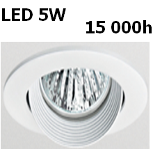 BỘ ĐÈN QBS024 - ESSENTAIL LED 5W