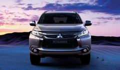 All New Pajero Sport 4x4 AT
