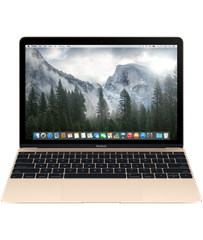 The New Macbook 12.inch 256GB Gold (MLHE2SA/A) - Hàng FPT (Full VAT)