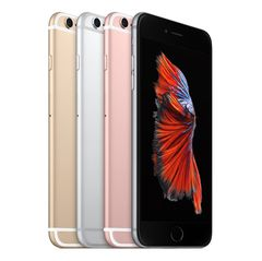 iPhone 6s Plus 64GB Gray/Silver/Gold/Rose Gold