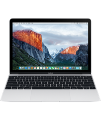 The New Macbook 12-inch 256GB Silver (MLHA2SA/A) - Hàng FPT (Full VAT)