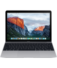The New Macbook 12-inch 256GB Space Gray (MLH72SA/A ) - Hàng FPT (Full VAT)