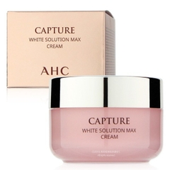 KEM DƯỠNG AHC CAPTURE WHITE SOLUTION MAX CREAM