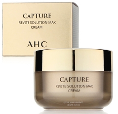 KEM DƯỠNG AHC CAPTURE REVITE SOLUTION MAX CREAM