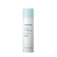 Dầu gội khô Innisfree Don't Worry No-sebum Dry Shampoo