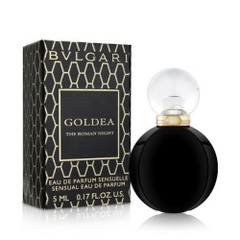 Nước hoa mini Bvlgari Goldea The Roman Night 5ml