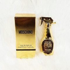 Nước Hoa Mini Moschino Gold Fresh Couture EDP 5ml