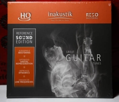 HQCD REFERENCE SOUND EDITION - GREAT GUITAR