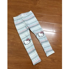 Legging Hello Kitty nỉ lông-6839452