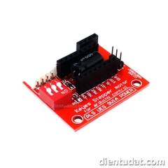 Shield mở rộng A4988 - DRV8825 3D Printer Stepper Motor Driver