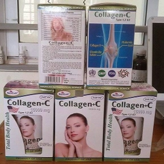 Super Collagen C 16000 MG ( tuýp 1 2 & 3 )