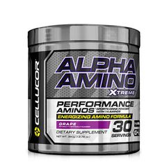 Cellucor Alpha Amino Xtreme w/ Caffeine, 30 Servings