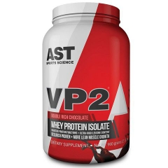 AST VP2 Whey Protein Isolate, 2Lbs (908g)