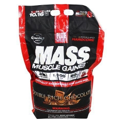 Elite Labs USA Mass Muscle Gainer, 10.16Lbs (4.608Kg)