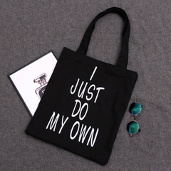 Túi Tote I just do my own T-04