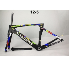 KHUNG (SƯỜN) SPECIALIZED S-WORKS VIAS (12-5) PETER SAGAN SIZE 46, 49 (CARBON UD)