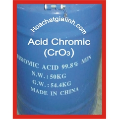 Acid Chromic - CrO3