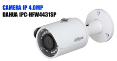 CAMERA IP 4.0MP DAHUA IPC-HFW4431SP CHUẨN NÉN H.265