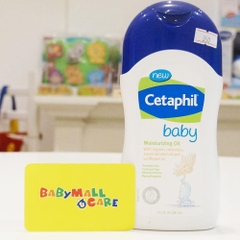 Dầu massage Celtaphil baby