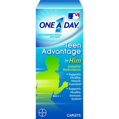 One-A-Day Teen Advantage for Him