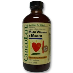 Childlife Multi Vitamin & Minerals