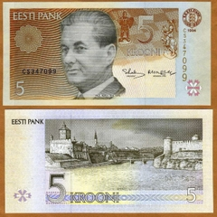 Estonia 5 kroon 1994