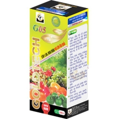 Bioorganic fertilizer G05 specialized for Rice, Vegetables and Fruit trees