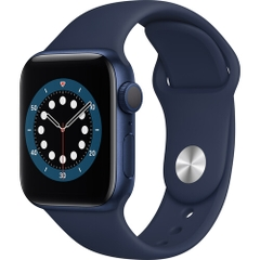 Apple Watch Series 6 GPS 44mm Aluminum, Sport Band