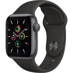 Apple Watch SE GPS 44mm Aluminum, Sport Band