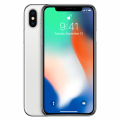 iPhone X 64GB Silver - Hàng 99%