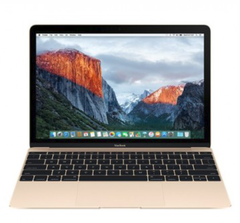 The new Macbook 12-inch 512GB Gold (MNYL2) 2017