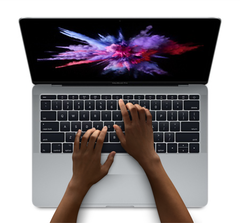 Macbook Pro 13 inch 256GB - MPXT2 (Space Gray) 2017