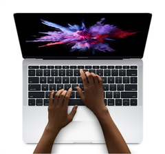Macbook Pro 13 inch 128GB MPXR2 (Silver) 2017