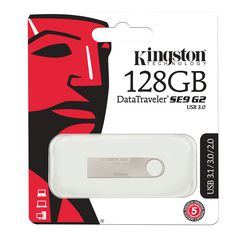USB 3.1/3.0/2.0 Kingston 128GB SE9