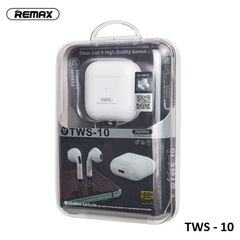 Tai nghe Bluetooth Airpods Remax TWS-10
