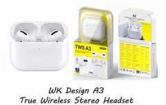 Tai nghe Bluetooth Airpods 2 WK DESIGN TWS A3