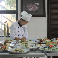 EUROPEAN CUISINE - REQUIREMENT - MODULE