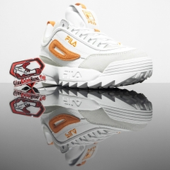FILA Disruptor 2 White/Orange FS1HTA3082X WOG