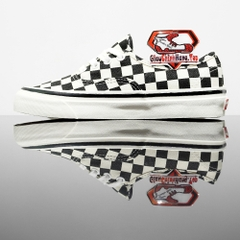 VANS Authentic 44 Dx (Anaheim Factory) Black/Checkerboard