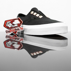 VANS Authentic Gore (2-Tone Studs) Black