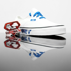 VANS Authentic (Sketch Sidewall) True White