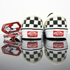 VANS Slip-on Black/White Checkerboard