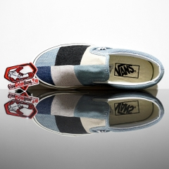 VANS Classic Slip-on (Patchwork) Denim