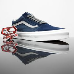 VANS Old Skool (Jersey Lace) Dress Blues