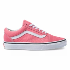VANS OLD SKOOL STRAWBERRY PINK TRUE WHITE
