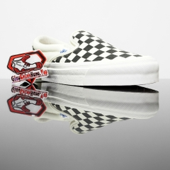VANS Vault Og Classic Slip-on (Canvas) Black/White Checkerboard