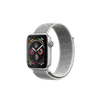 Apple Watch Series 4 Silver Aluminum/Seashell Sport Loop