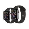Apple Watch Series 4 Space Black Stainless Steel/Black Sport Band GPS+LTE